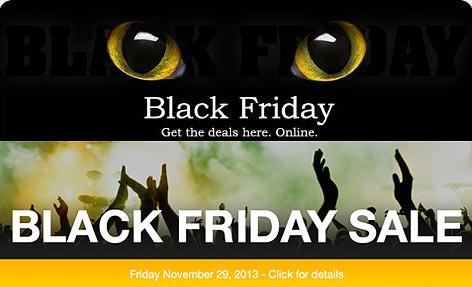 Как подготовиться к распродаже Black Friday