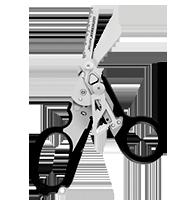 складные ножницы из США для служб МЧС